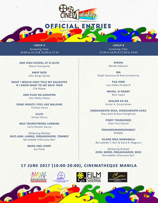 CineMakulay Film Festival 2017