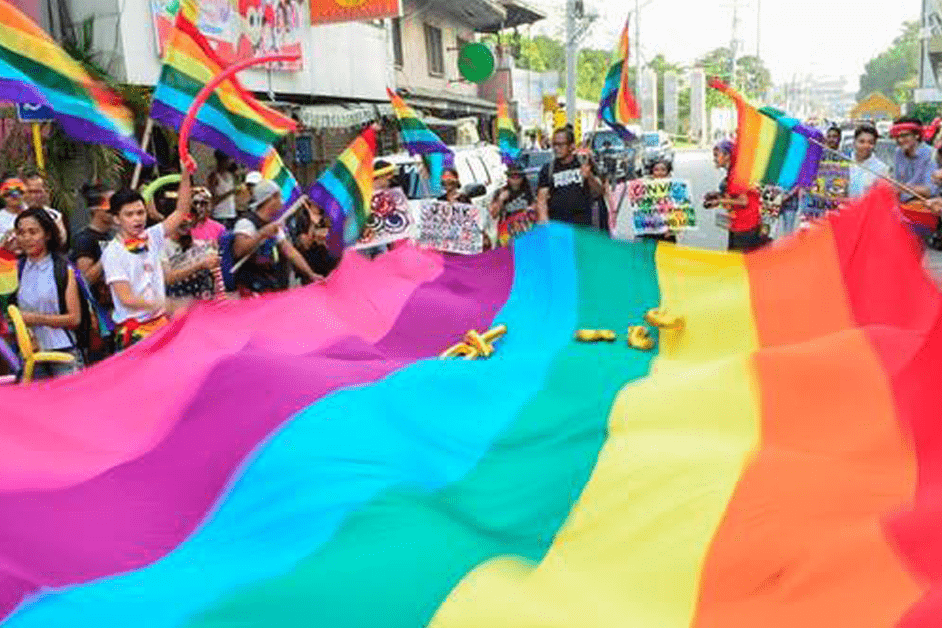 Pride Challenge for LGBT Filipinos