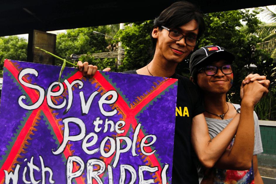 Straight Pride March: Ron De Vera
